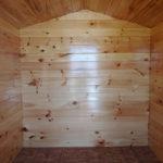 Log cabin with Car Siding 1