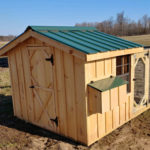Small Chicken Coop (1)