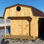Storage sheds for sale in Michigan.