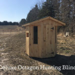 Deluxe Octagon Hunting Blind